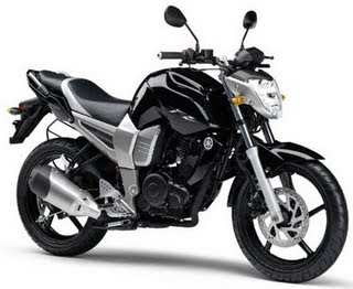 yamaha byson  motorcycle
