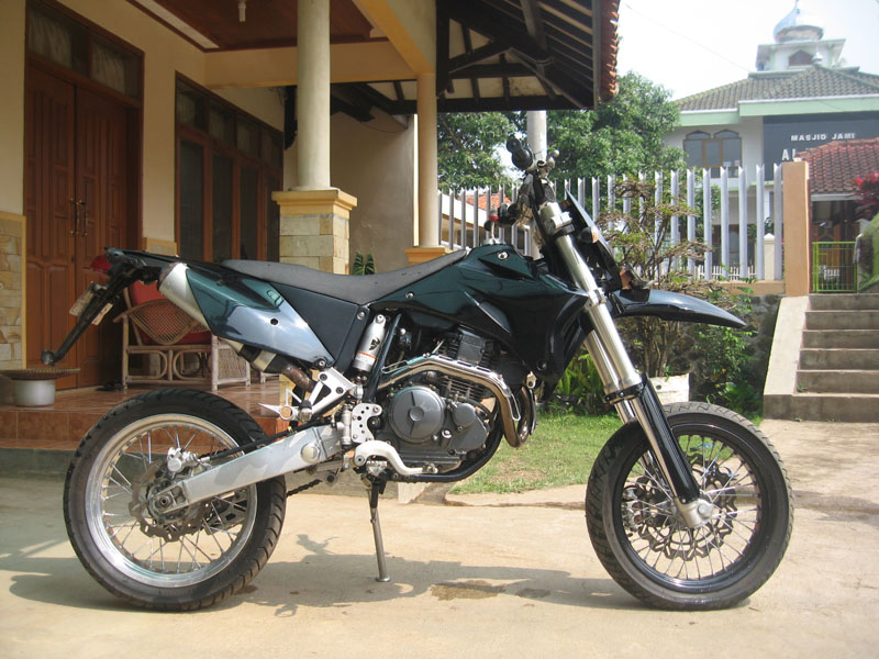 Image of Supermoto Modifikasi