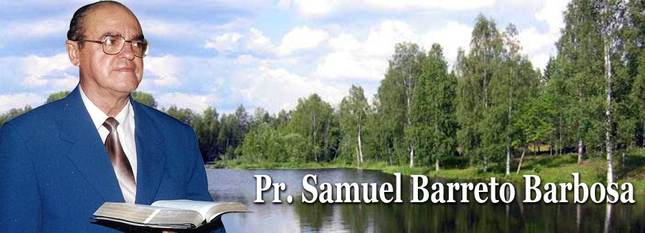 Pastor Samuel Barreto