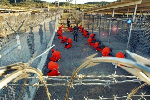 Guantanamo Bay Pictures Scandal