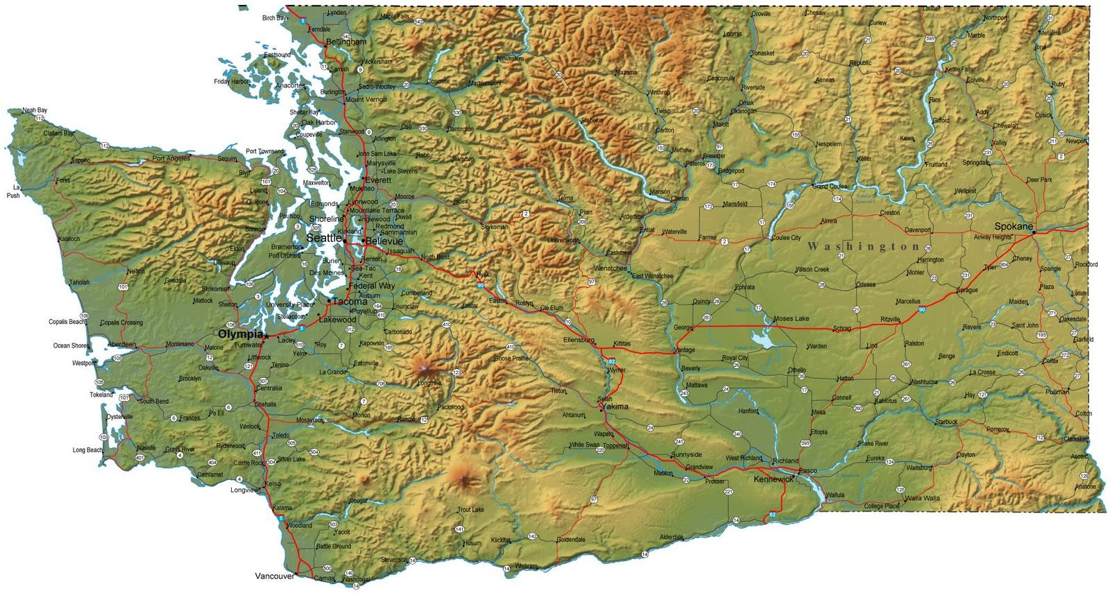 Em39s Class Journal Geography Of Washington