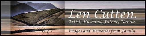 Len Cutten, Artist.