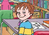 Horrid Henry Goes to School