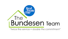 "The Bundesen Team at Real Estate One -- ""Twice the Service -- Double the Commitment"""