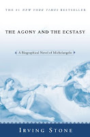 cover of The Agony and the Ecstasy