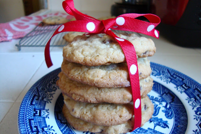 cowboy cookies, oatmeal chocolate chip recipes