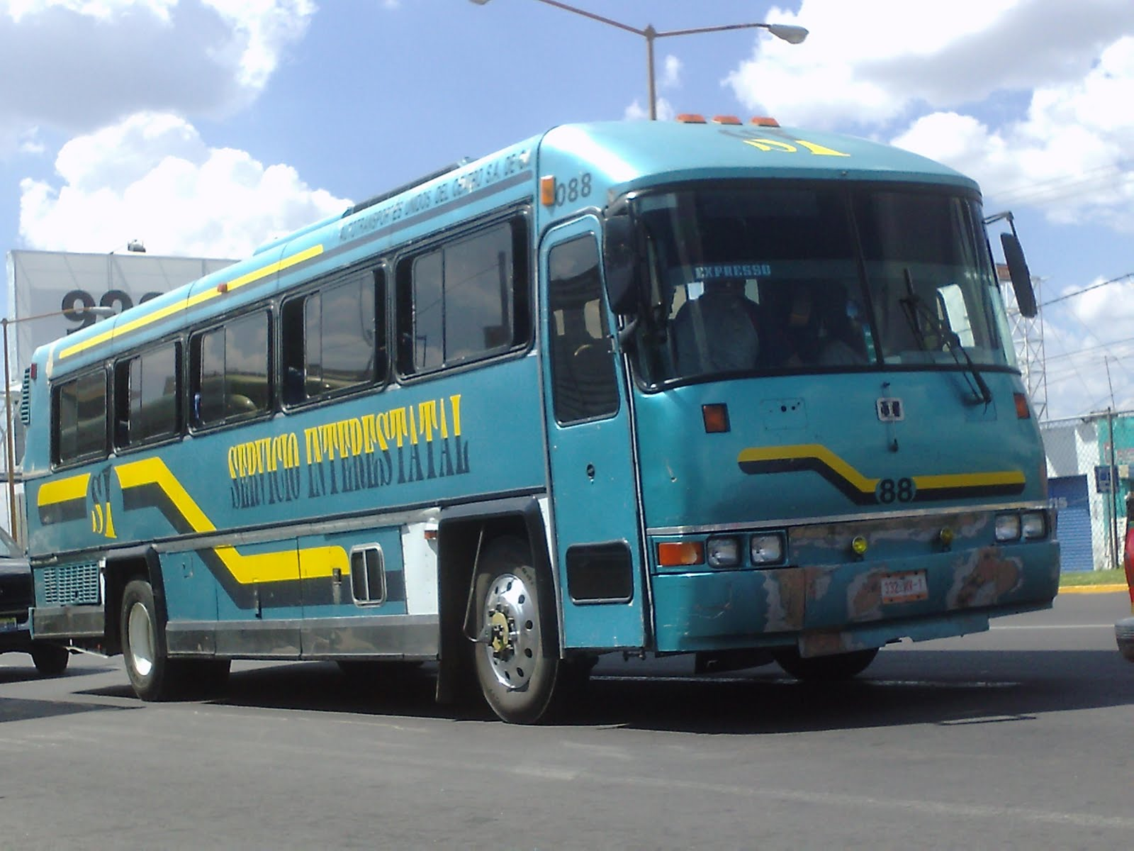 Renobuses company servicio interestatal for Servicio ren0