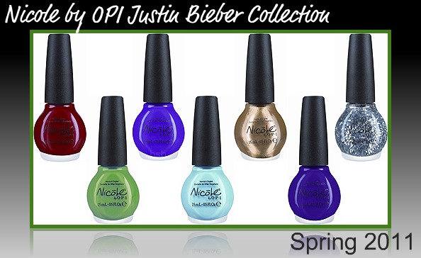 justin bieber opi collection
