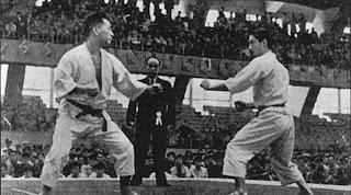 Taiji Kase vs Hidetaka Nishiyama