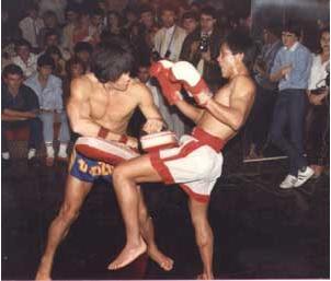 Roger Paschy Boxe Thai, Thai Boxing Muay Thai