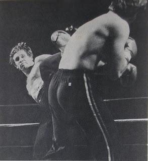 Joe Lewis vs Charlton Young