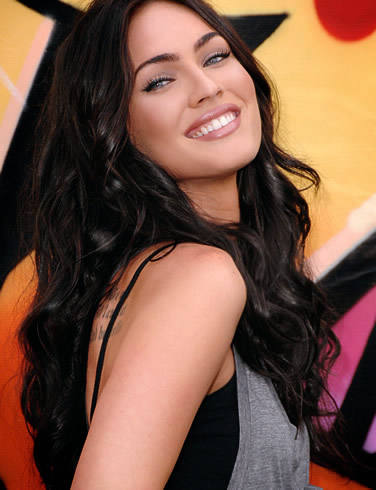 megan fox makeup how to. megan fox makeup look.