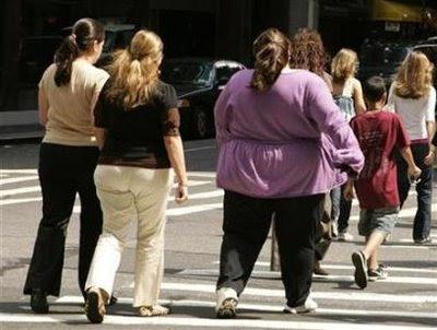 quelles sont les populations qu'elles ont le problème de l'obésité?