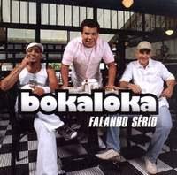 Bokaloka - Falando Serio (2008) Capa