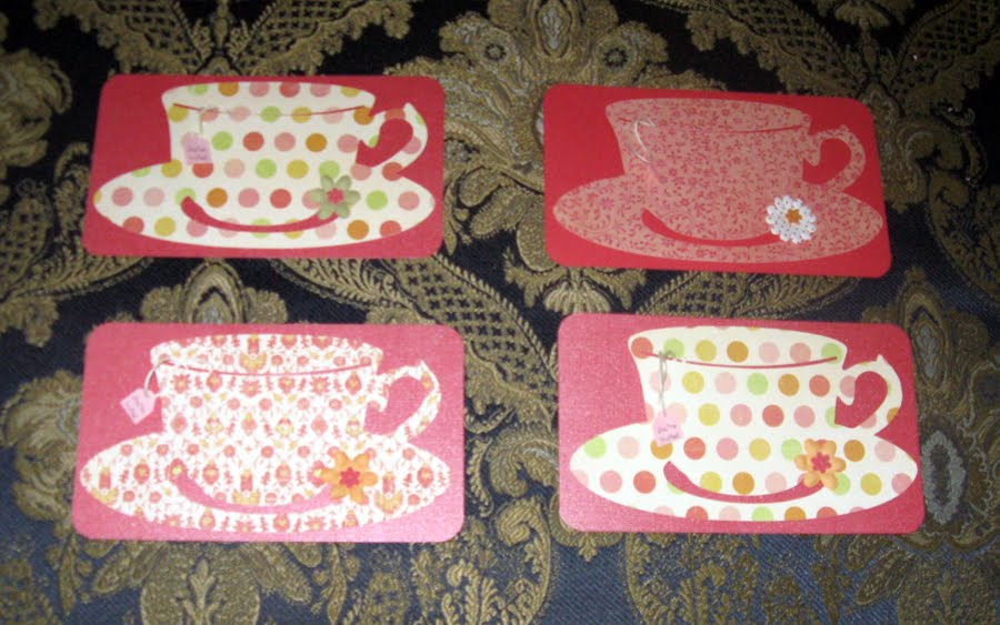 WannabeCrafter Katies Blog Tea Party Invites and kids crafting