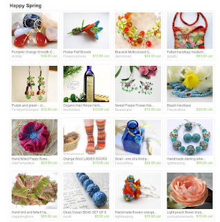 etsy treasury east