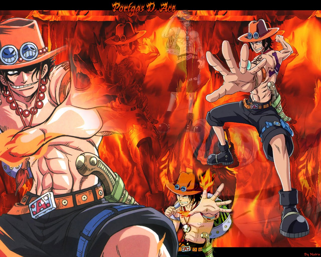 One Piece HD & Widescreen Wallpaper 0.212616656106583