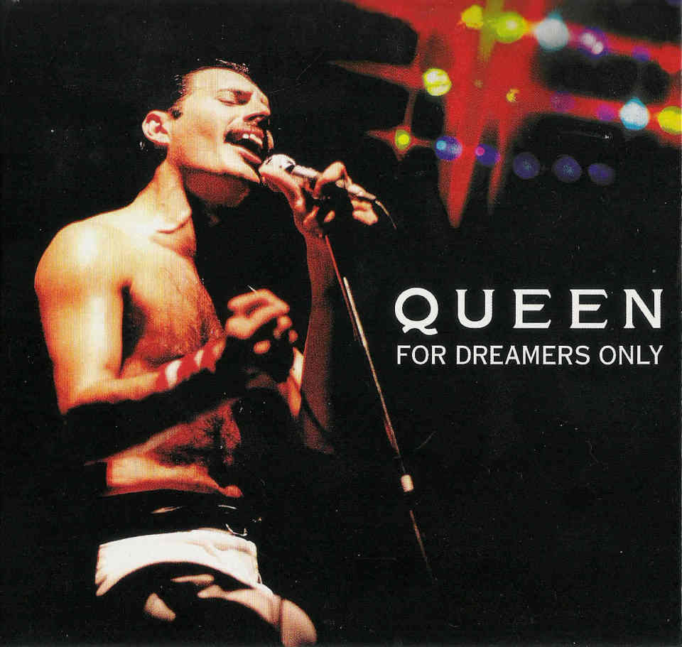queen 1986 06 21 mannheim germany for dreamers only bootleg rock and pop bootlegs. Black Bedroom Furniture Sets. Home Design Ideas