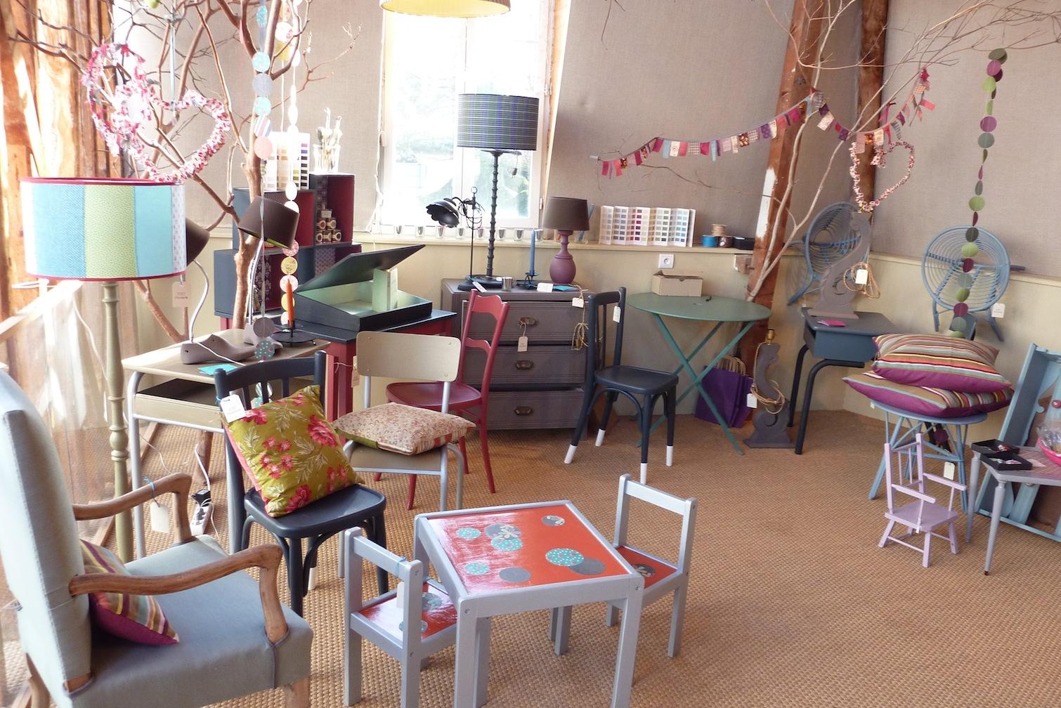 C leste bouchayer etcetera une seconde vie pour meubles et objets chin s - Seconde vie des objets ...
