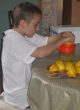 So life gave me lemons...