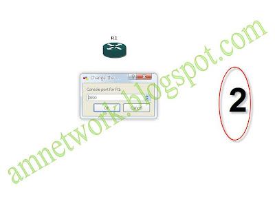 SecureCert الـGNS3