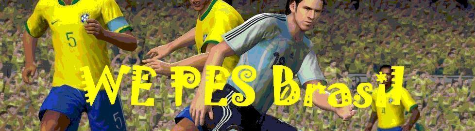 WE PES Brasil