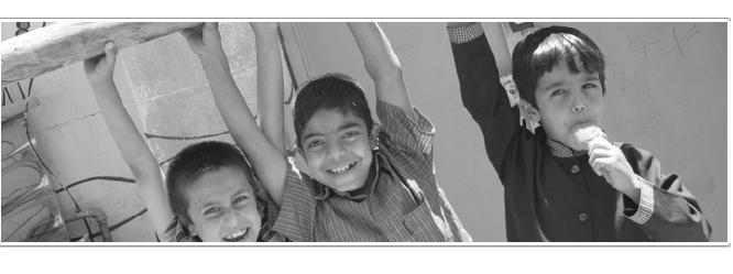 دنیایی شایسته کودکان