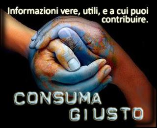 Visita il blog di Consuma Giusto!