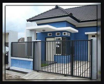 gambar rumah perumahan on PERUMAHAN PURI ANGGREK: Rumah Minimalis