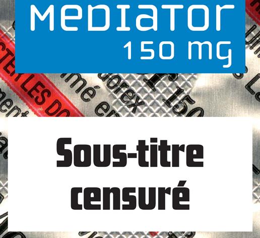 Mediator 150 mg - Combien ?
