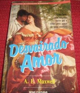 Desvairado  Amor   A.E. Maxwell