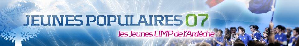 Suivez l'actualité des Jeunes de l'UMP Ardèche