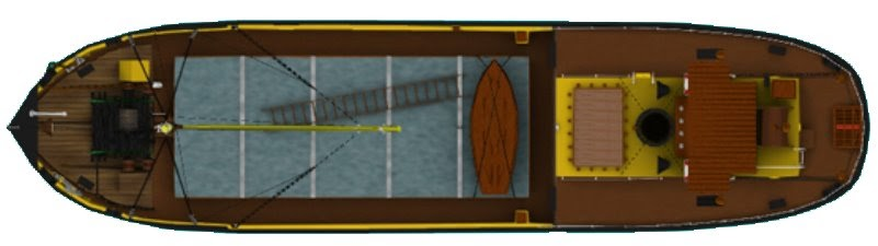 Joli Boat Virtual Build: The Joli Wee Spark