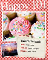 Sweet Friends Award - from the lovely Jo at SurfChick100