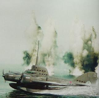 летающая подводная лодка