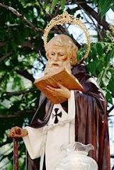 A San Antón venimos por ser nuestro patrón