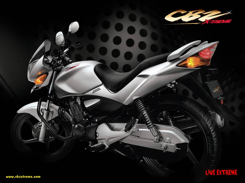 The Hero Honda CBZ