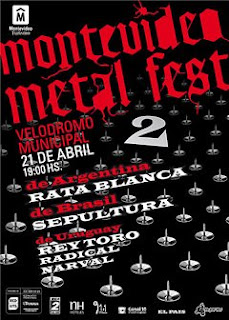 Montevideo Metal Fest 2007
