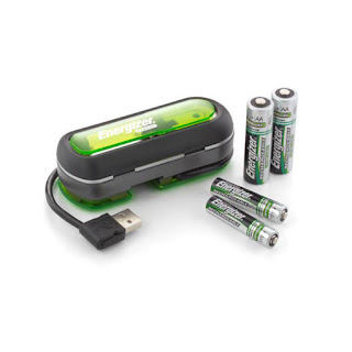 Energizer® Duo Charger Battery Charger - Stock Photo