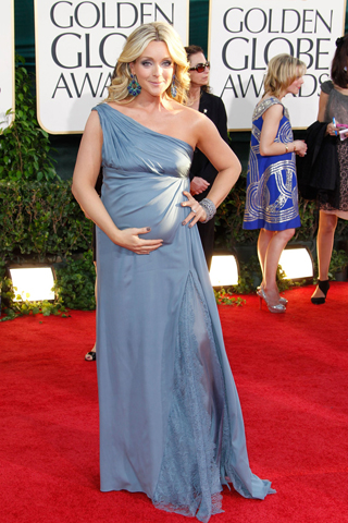 Jane Krakowski, In Badgley Mischka Couture