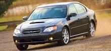 Subaru Legacy 2.5 GT Spec B