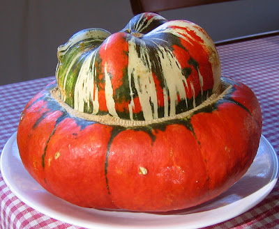How to cook turban squash