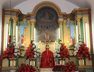 Capela de Hera Loreto+-+capela+interior