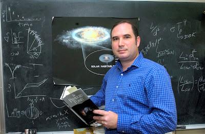 Guillermo Gonzalez astronomer
