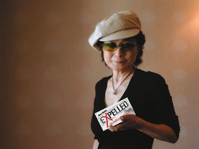 Yoko Ono Expelled