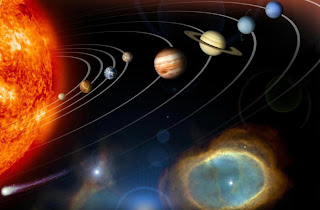 Planetary System Solar