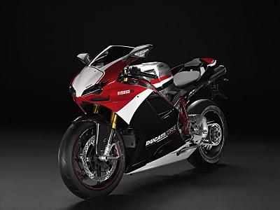 Design Ducati 1198S Corse Special Edition