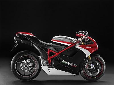 2010 Ducati 1198S Corse Special Edition