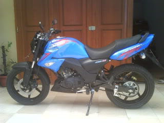 Image of Modifikasi Motor Thunder
