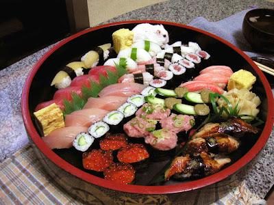 Weird Sushi
